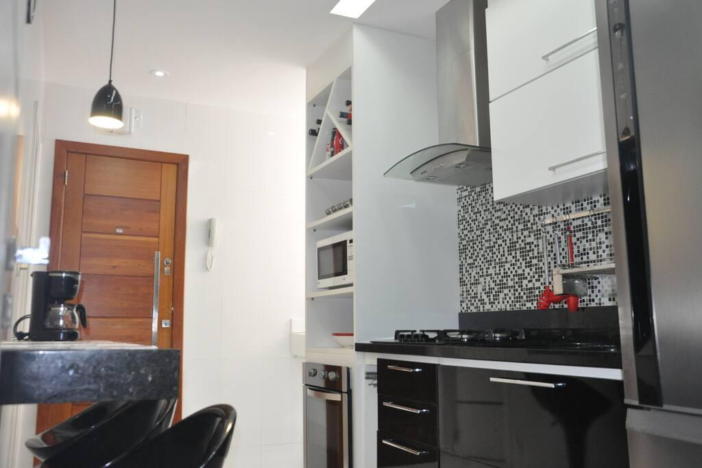 Cozinha - Kitchen