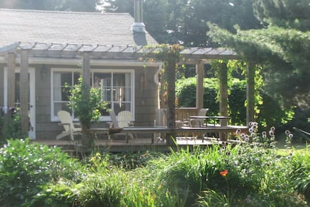 Beautiful, spacious summer cottage - Stanhope - Faház