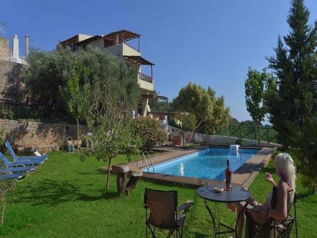 Elounda Traditional House with pool 4pax - Schisma Elountas - Selveierleilighet
