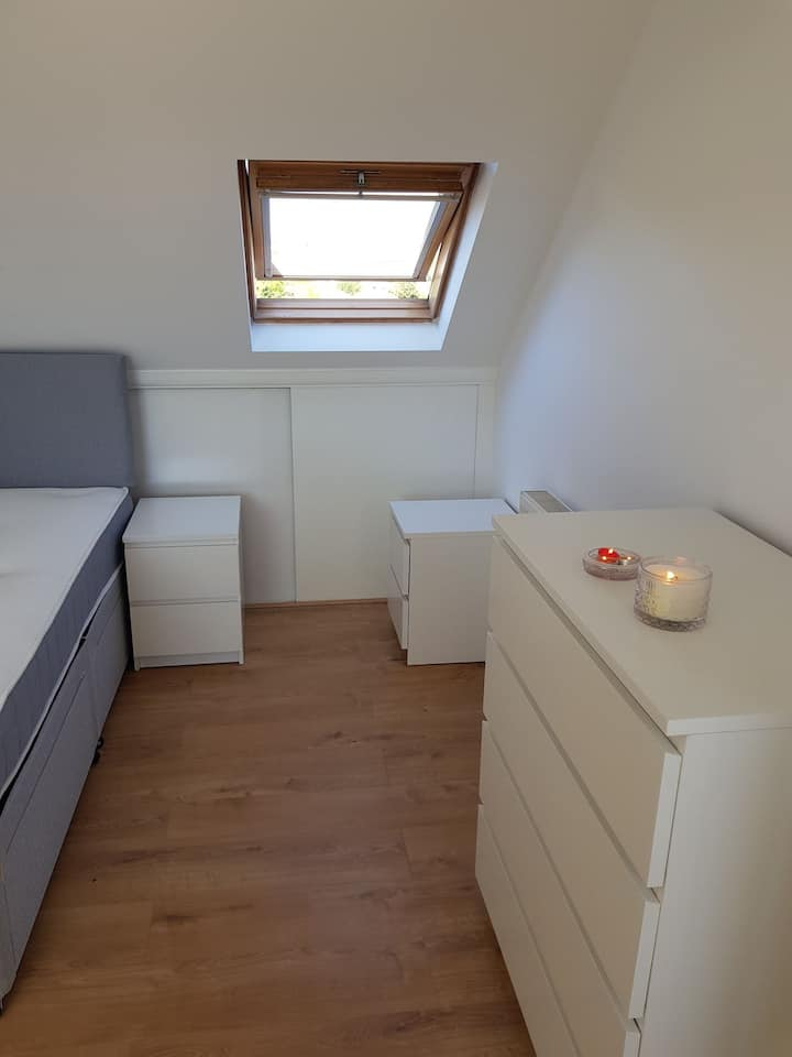 MASSIVE STUDIO ROOM WITH DOUBLE BED AND ENSUITE