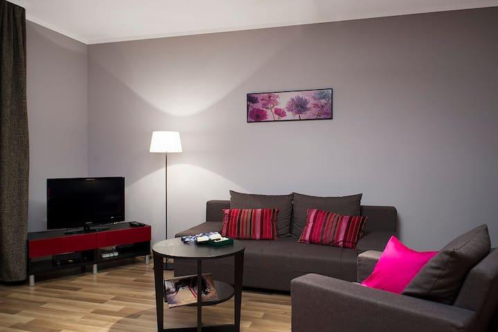 Apartment Ochota 14 Warsaw - Warschau - Wohnung
