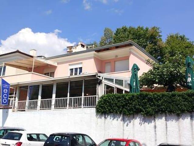 eco Studio with a balcony