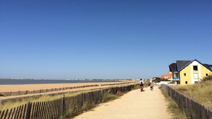 Chatelaillon-Plage Proche La Rochelle Bord de mer