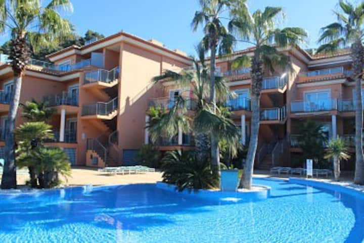 Flamingo Hills Apartments, ( Javea-Moraira)