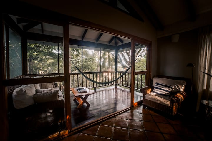 One Bedroom with Breathtaking Views in the Heart of the Jungle!