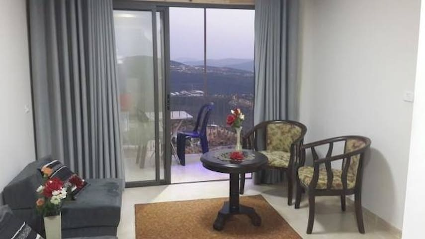 The spacious and pleasant village near the clouds - Ein al-Asad - Apartemen