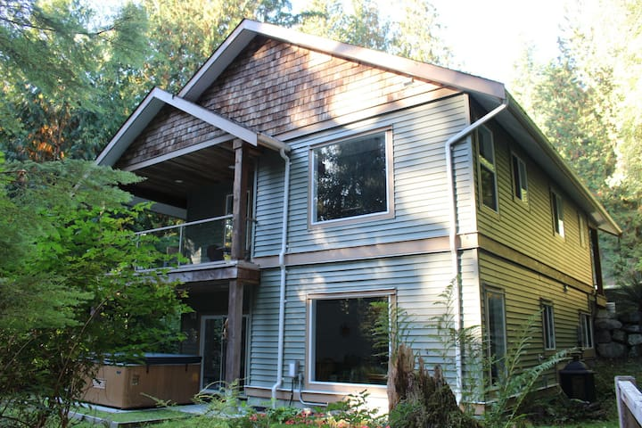 The Tuwanek Retreat - Ultimate Family Getaway - Sechelt - Vacation home