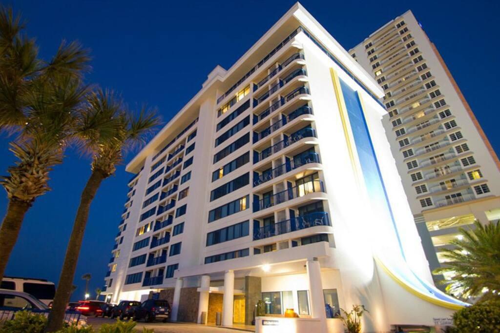 The Daytona Beach Regency, Diamond Resort!