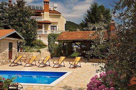 Beautiful  apartment in Villa Petričić - no 1 - Ičići