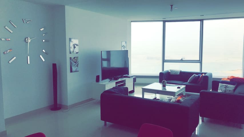 1 bedroom in a sharing apartment