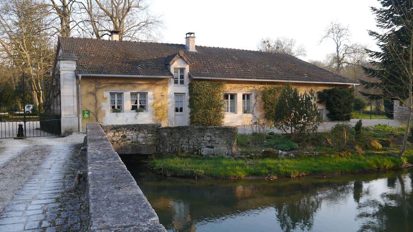 Paix-Confort-Nature et calme ! - Chamarandes-Choignes - House