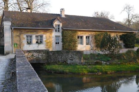 Paix-Confort-Nature et calme ! - Chamarandes-Choignes - Rumah