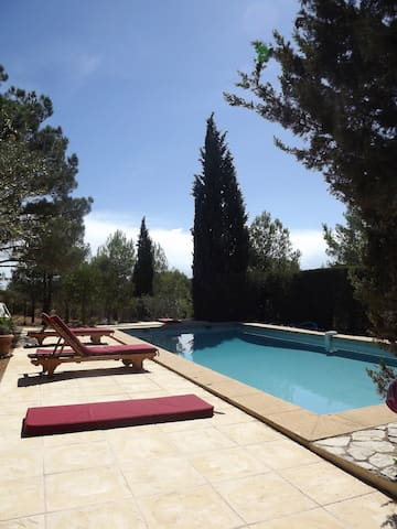 15 min Aix en Provence, Mas Simone - Rousset - Casa