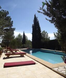 15 min Aix en Provence, Mas Simone - Rousset