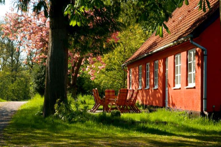 Skovløberhus - Akirkeby - 단독주택