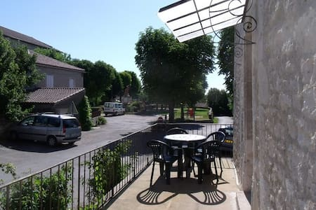petit loft village lot quercy  - Appartement