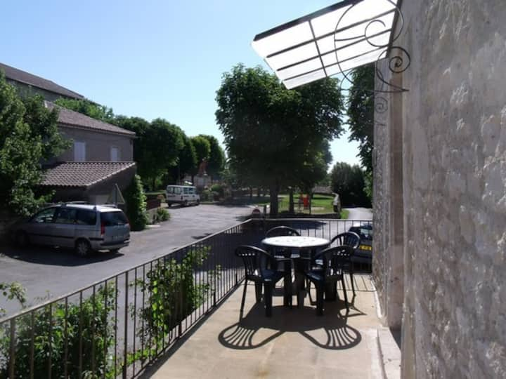 petit loft village lot quercy