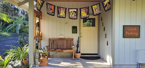Alala at Stained Glass Cottages (No Cleaning Fee)