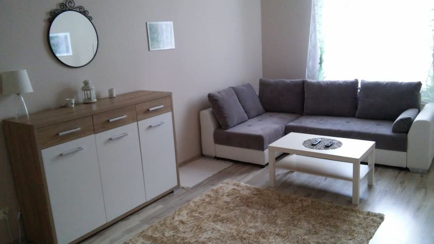 Comfortable apartment in the city center - Częstochowa - Departamento