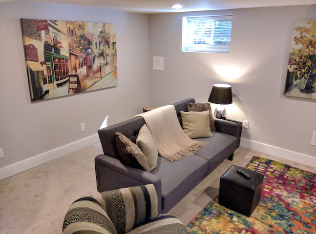 Queen Anne Apartment with Free Parking - Seattle - Appartement