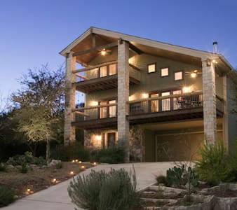 3 Story House Over Lake Austin - Austin - House
