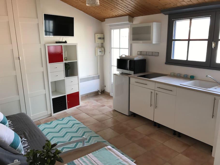 Petite maison au bord de mer maisons louer l 39 pine - Petite maison bord de mer ...