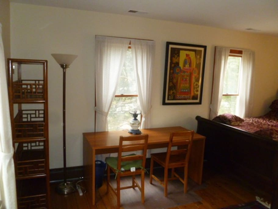 Artists' Room, from Doorway looking North