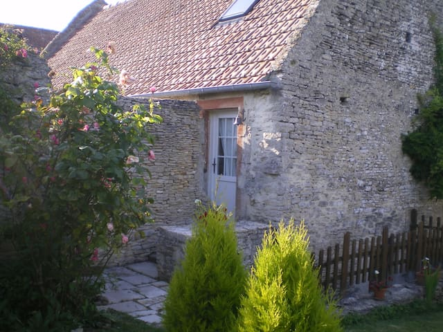 Bed and breakfast in Normandie (Fr) - Ver-sur-Mer - Aamiaismajoitus
