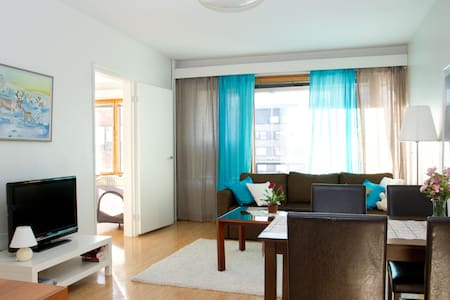 Pleasant home in the heart of town - Rovaniemi