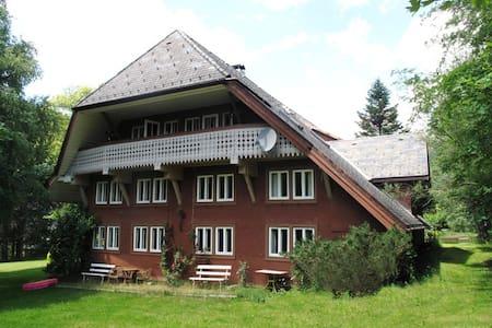 Urlaub im Schwarzwald - Sankt Blasien