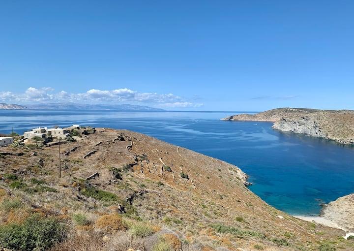 """Amorgos Little Gem""- extraordinary sea view"