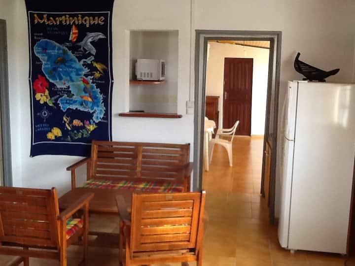 CHARMANT STUDIO A 2 MN DE PLAGE
