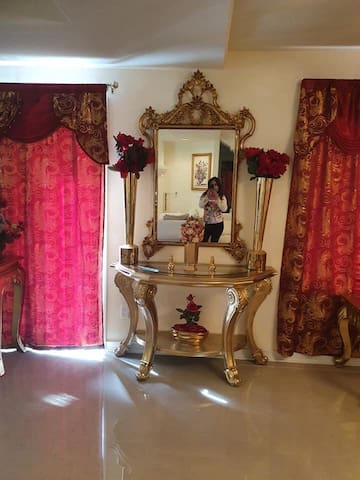 Las Vegas Bedroom