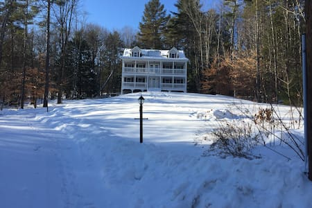 Winter getaway for the family! - Gilford - Dom