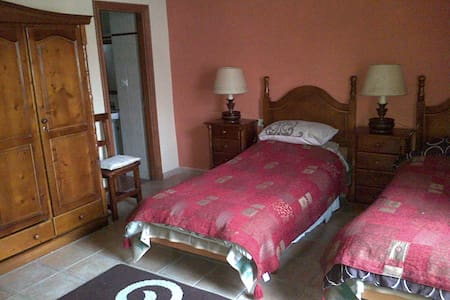 CASA ZAGUAN CENTRAL PLAZA VILAFLOR - Bed & Breakfast