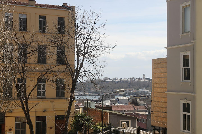 View of Sultanahmet