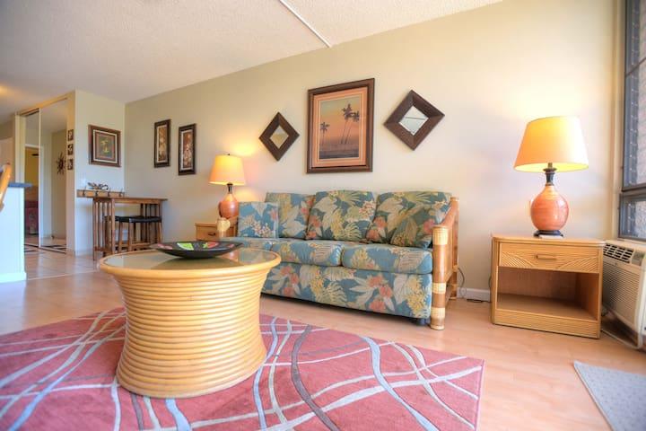 Maui Vista 1218 - Guest Favorite Cozy Beach Condo - キヘイ - コンドミニアム