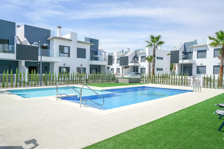 Appartement neuf (PD) , proche des plages naturell
