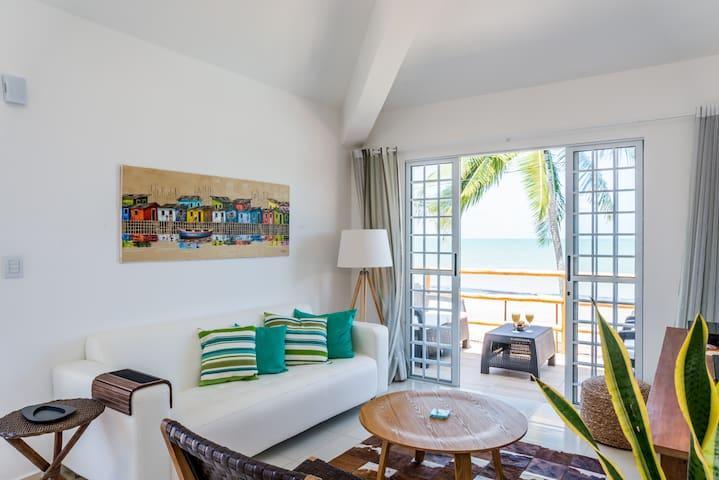 CASABLANCA - Beachfront apartment   ☀☀☀☀☀
