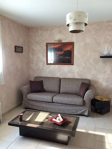 Logement entier à Pau - Lescar - Lescar - Lägenhet