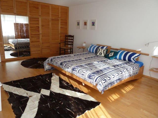 Lindau-Bad Schachen:  2 Zi-Wohnung - Lindau - Apartamento