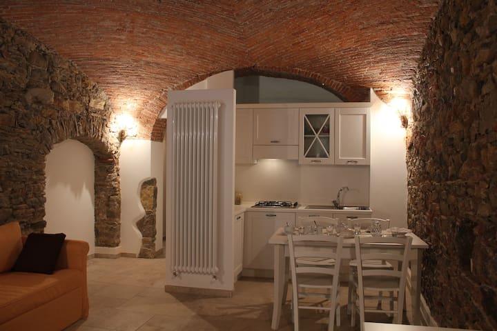 Zona giorno - cucina