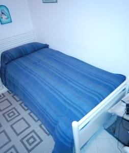 Single bed in shared room- stanza condivisa - Alcamo
