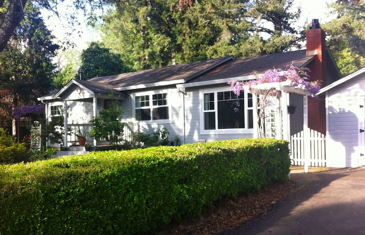 Beautiful Wine Country Cottage - Kenwood - House