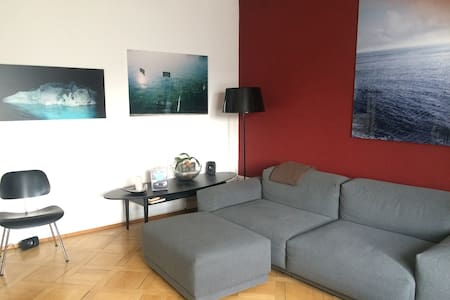 Four-room flat in the lovely lakeside quarter - Zürich