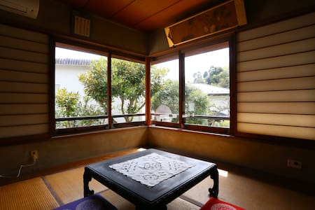 5 mins walk to beach and station - Kamakura-shi - Haus