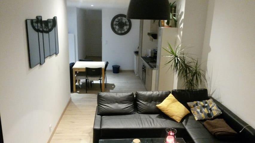 Appartement de 63m² - Vitré centre - Vitré - Huoneisto