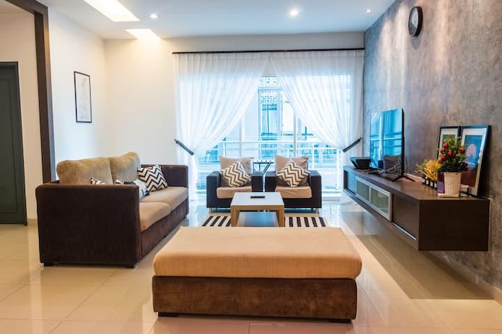 #4 SOLO Room @ HUT Co-Living KLCC | 500 Mbps WiFi