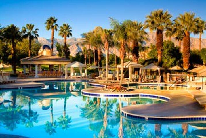 Coachella wkd 1 - westin mission - Rancho Mirage - Appartement