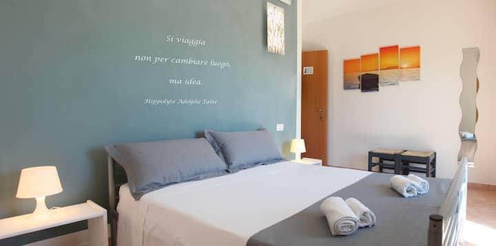 Villa Giulia & Gaia - Camera Rinaru